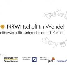"""Zurich Gruppe wird Partner von """"NRW-Wirtschaft im Wandel"""""""