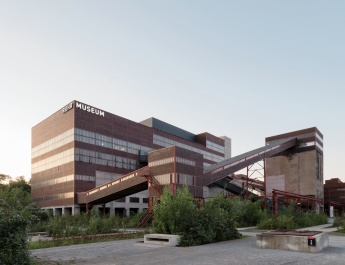 Zeche Zollverein öffnet Museen und Ausstellungen