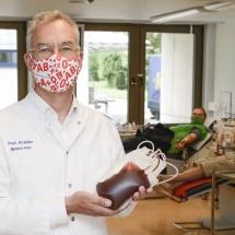 Blutspenden in der Urlaubszeit – Gefährliche Abnahme der Spenderzahlen