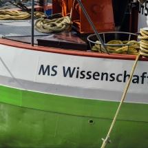 Nächster Halt: Dortmund – MS Wissenschaft legt am Stadthafen an
