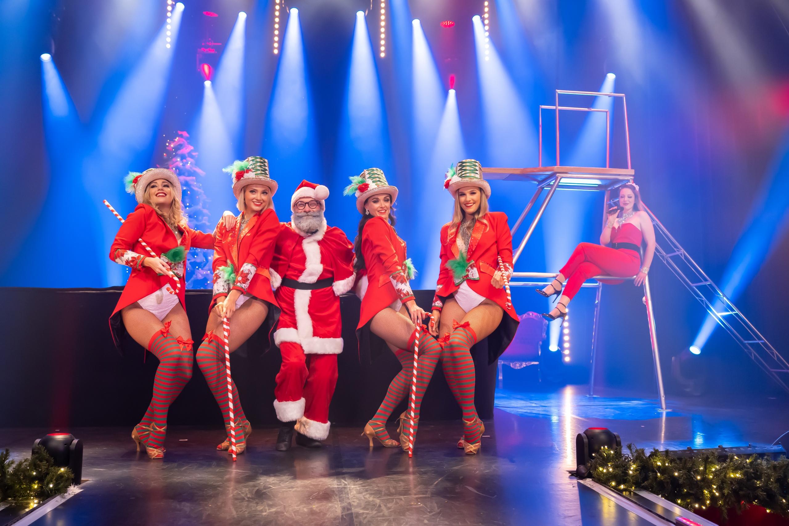 """Apollo feiert weihnachtlich: """"Let It Snow"""""""