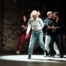 Essener Produktion auf dem tanz.tausch festival in Köln