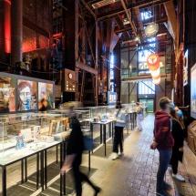 Red Dot Design Museum gleich mit vier Ausstellungen zurück