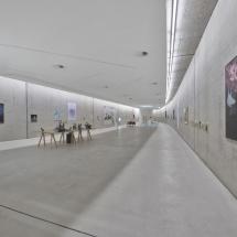 Kunst im Tunnel – Ausstellung Olymp wieder geöffnet