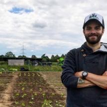 Gemüse retten und Bedürftige satt machen
