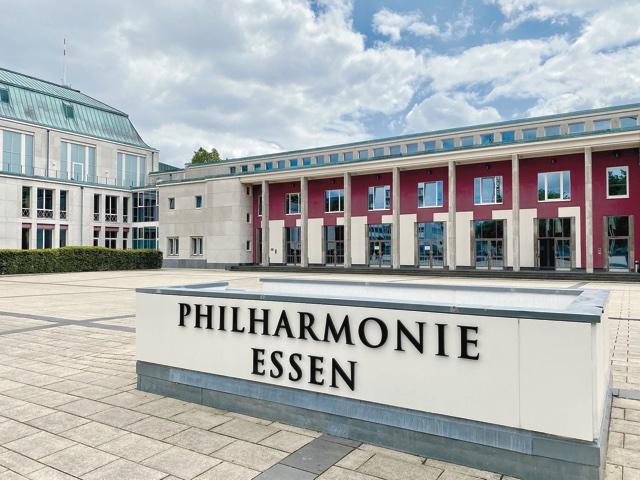 Anstehende Immobilienauktion in der Philharmonie Essen