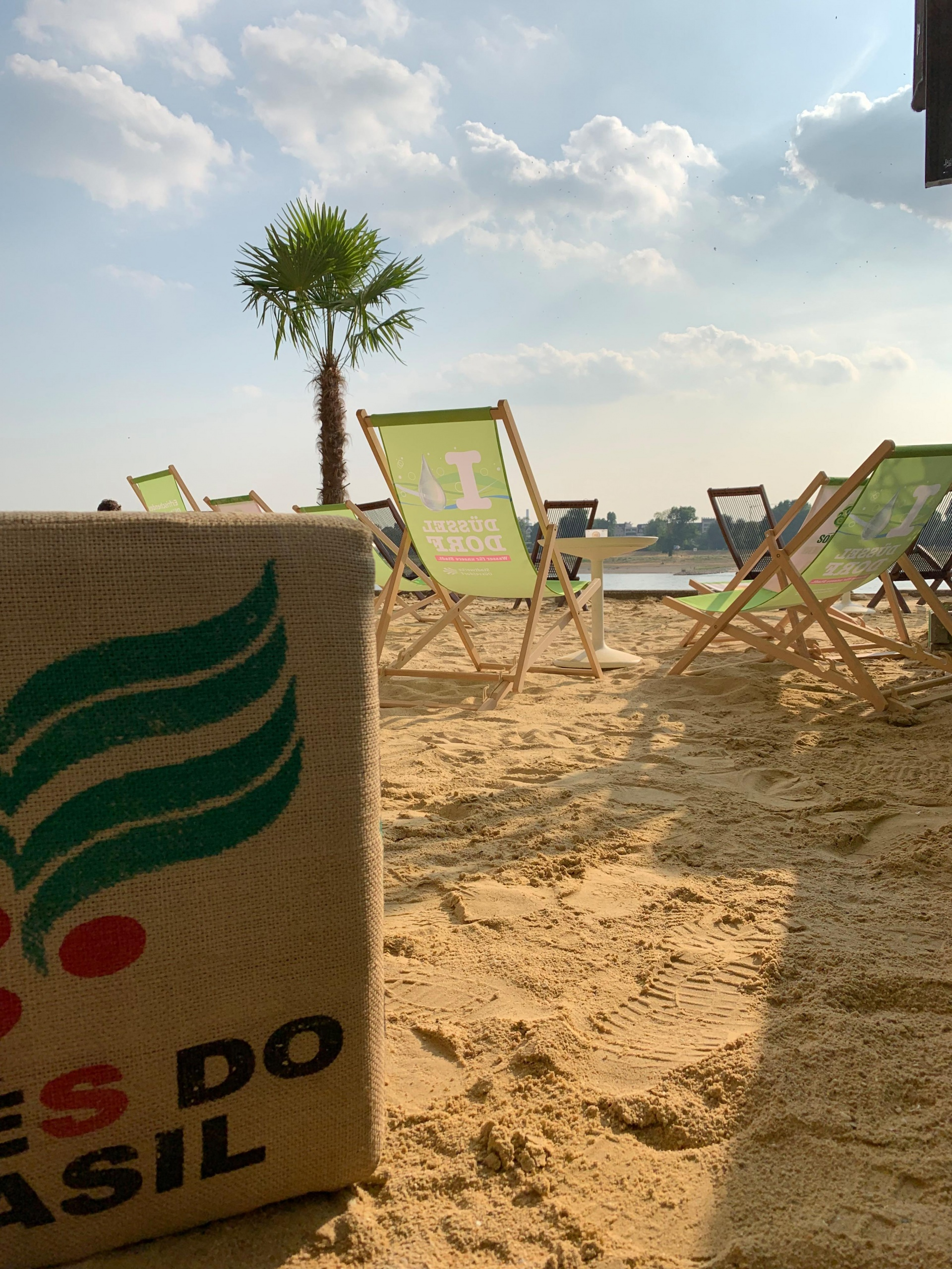 Kino Beach in Düsseldorf öffnet am 15. Juli